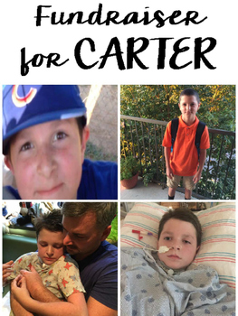 Carter Strong Freebie Placeholder