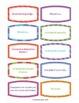 Cartes pour écriture du matin Writing prompts