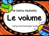 Le volume : 48 cartes à tâches