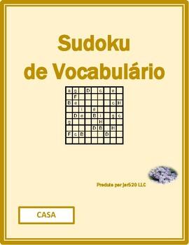 Casa (House in Portuguese) Sudoku