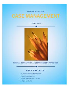 Case Management Notebook