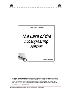 Case of the Disappearing Father