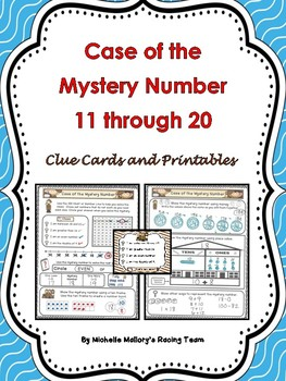 Case of the Mystery Number (11-20)