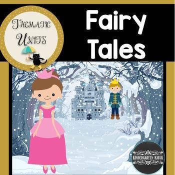 Fairy Tale Fun: Thematic Unit
