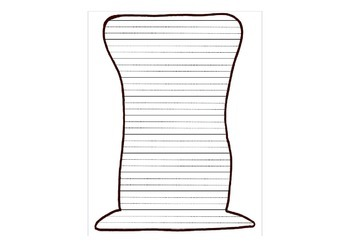 Cat In The Hat Writing Frame