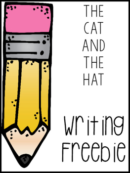Cat and The Hat Writing *FREEBIE*