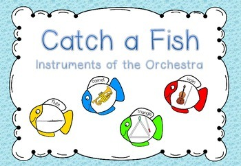Catch A Fish- Instruments of the Orchestra