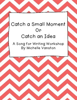 Catch a Small Moment