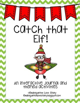 Catch that Elf Interactive Journal