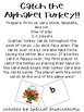 Catch the Alphabet Turkey! (a letter-sound recognition gam