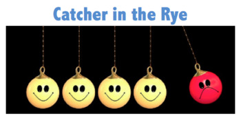 Catcher in the Rye Worksheets