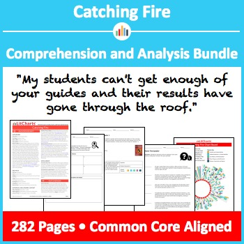 Catching Fire – Comprehension and Analysis Bundle