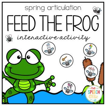 Catching Flies Interactive Articulation Activity