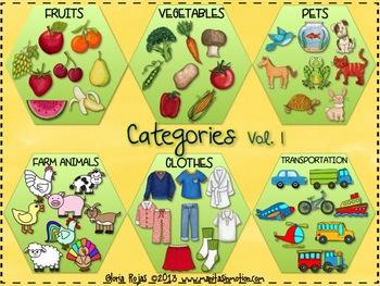 Categories – A Category Tool - FREEBIE