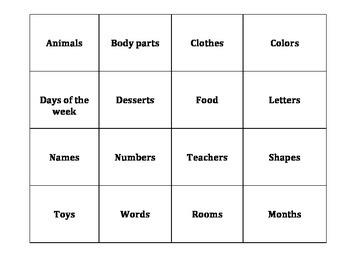 Categories #2