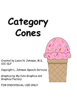 Category Cones