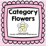 Category Flowers