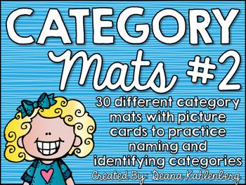 Category Mats #2
