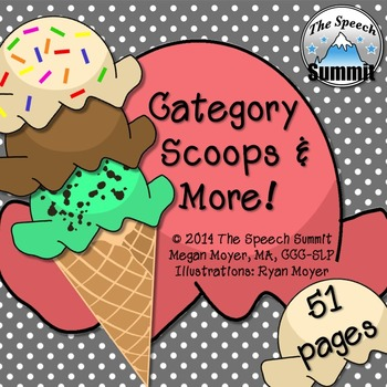 Category Scoops and More