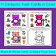 Category Task Cards FREEBIE