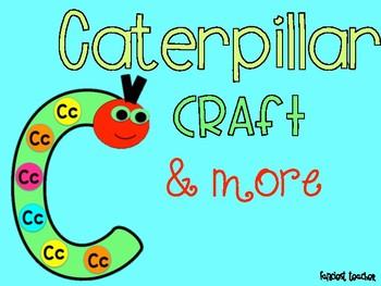 Caterpillar Craft & More