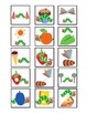 Caterpillar Spatial Concept Cariboo with Flashcards Combo