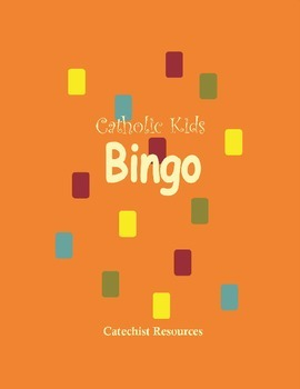 Catholic Kids Bingo