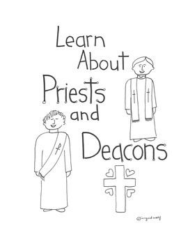 Catholic - Learn about Priests and Deacons