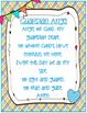 Catholic Prayer Posters {Brights}--Pack Three