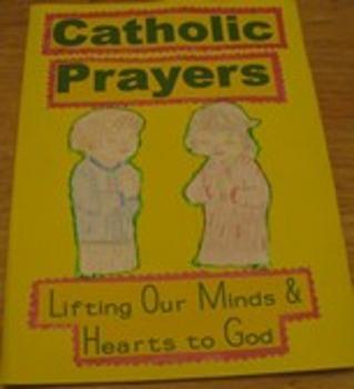Catholic Prayers Catholic Lapbook