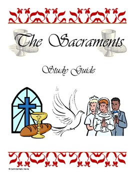 Catholic Sacraments Packet