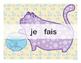 French Catjugation: Single Verb FAIRE Conjugation