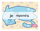 French Catjugation: Single Verb RÉPONDRE Conjugation