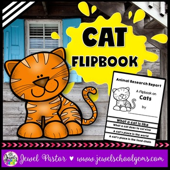 Cat Research Flipbook