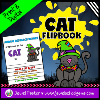 Cat Research Flipbook