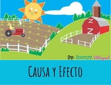 Causa Y Efecto/ Cause and effect Spanish & English