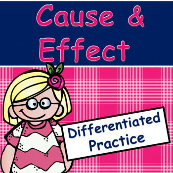 Reading Comprehension:  Find The Cause And Effect
