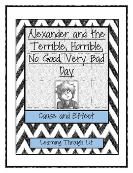 Cause & Effect: Alexander and the Terrible, Horrible, No G