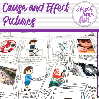 Cause and Effect Pictures