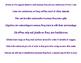 Cause and Effect Cut & Paste Sentences