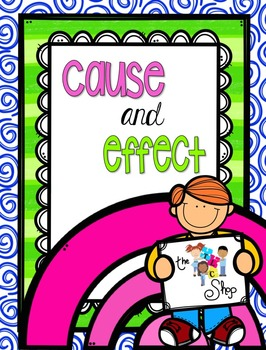 Cause and Effect (2 Levels of Activities)