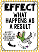 Cause and Effect {Reading Comprehension Skill}