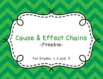 Cause and Effect Chains