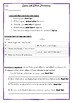 Cause and Effect Discovery Worksheet-  Clarify this elusiv