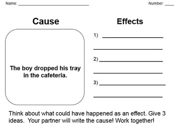 Cause and Effect Games