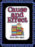 Cause and Effect Reading Activities {CCSS Reading Aligned}