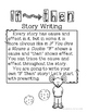 Cause and Effect Story Writing