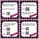 Cause and Effect Task Cards with QR Scan Codes