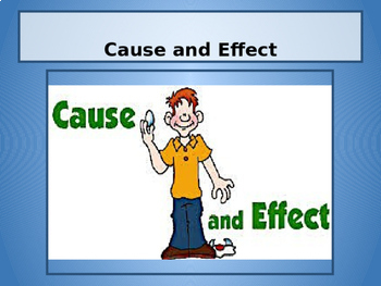 Cause and Effect Teach and Reach Bundle