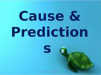 Causes and Predictions PPT